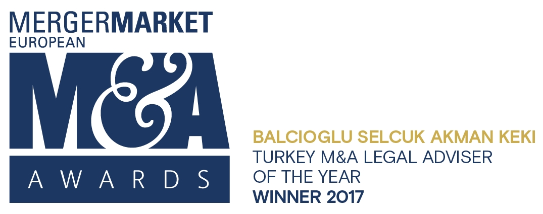 Turkey M&A Legal Adviser of the Year